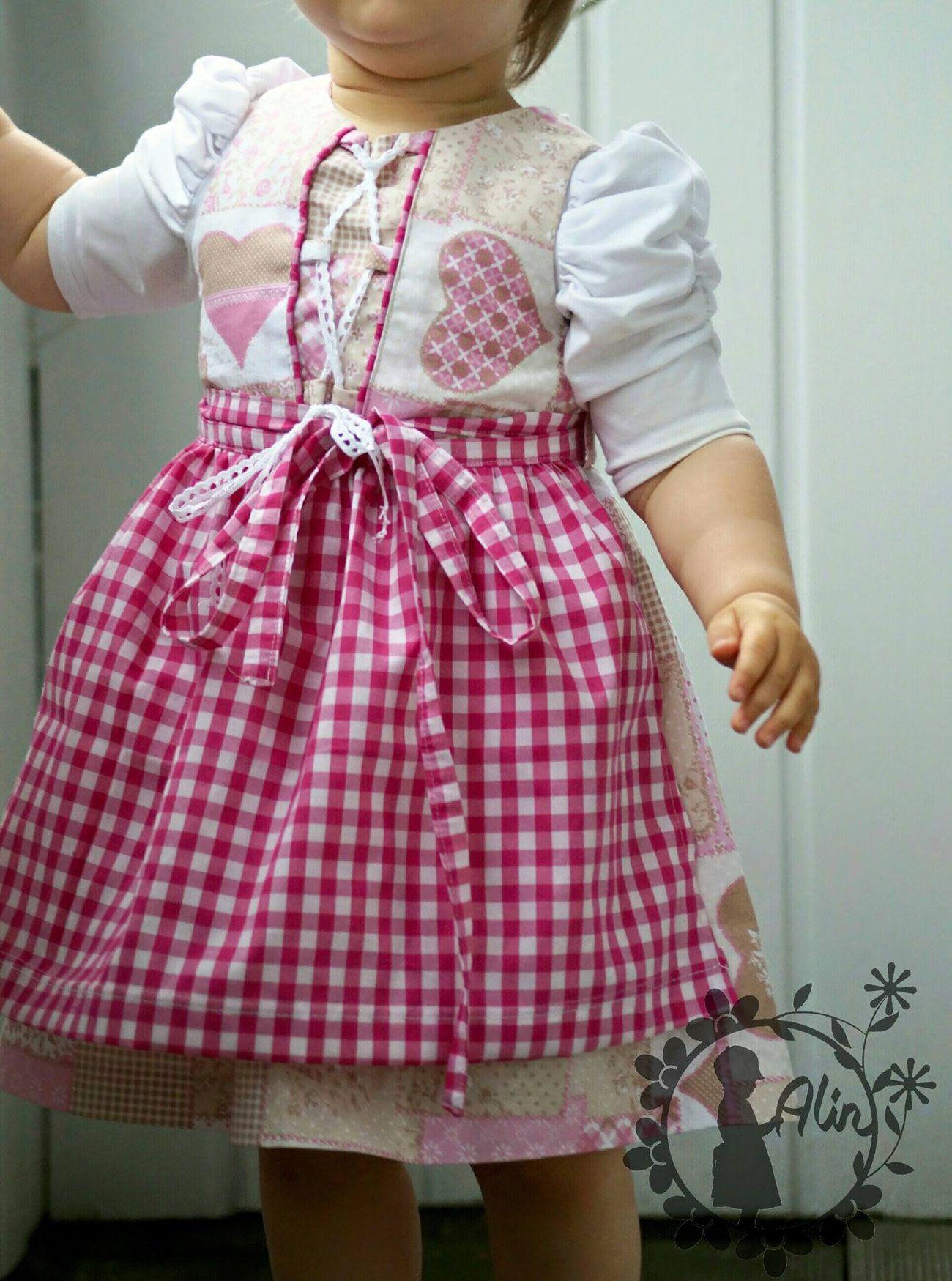 0924354b38 Es ist Dirndl-Zeit!!! *Kinderdirndl-Tutorial* | baby & child
