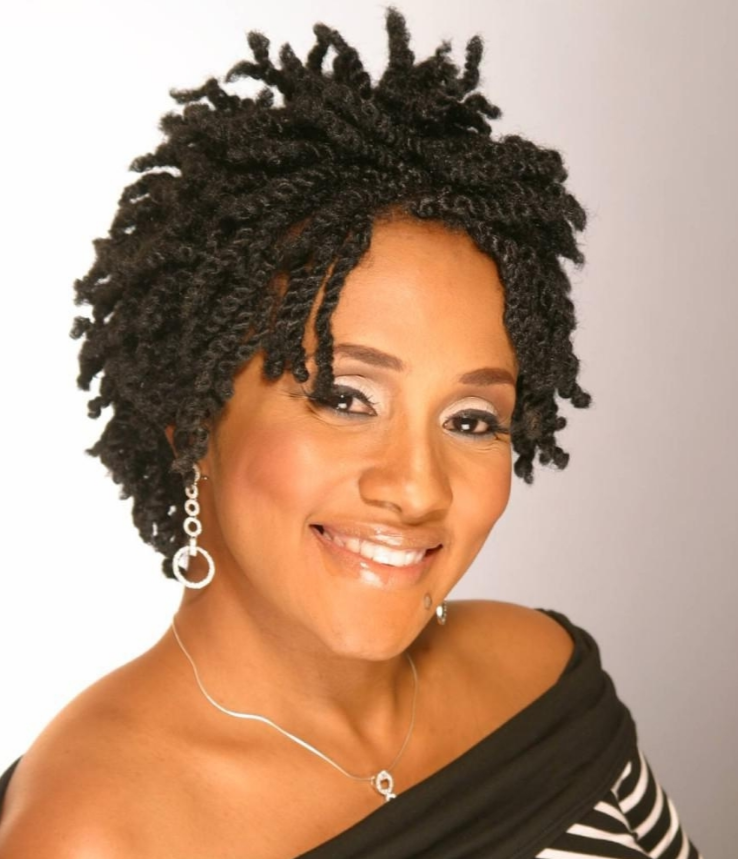 25 Gorgeous Natural Hairstyles for Adults   Twist braid hairstyles, Twist hairstyles, Hair twist ...