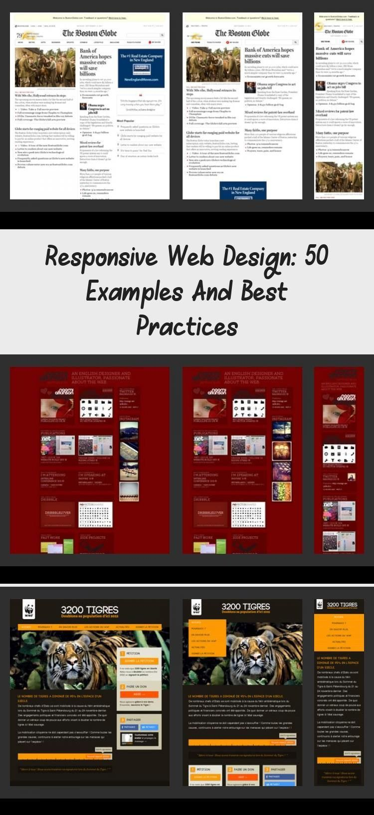 Responsive Web Design 50 Examples And Best Practices Design Responsive Web Design 50 Examples And Best Pr In 2020 Web Design Web Design Examples Food Web Design