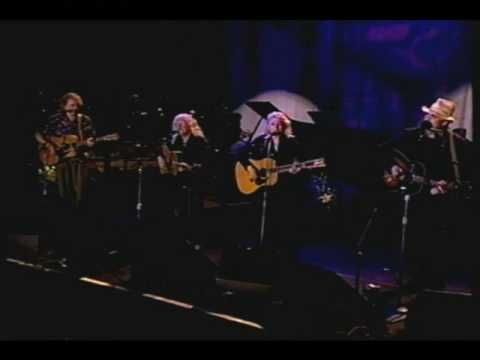 """JUDY COLLINS & ERIC ANDERSEN - """"Thirsty Boots"""" 2002 with Arlo and Tom Rush .."""