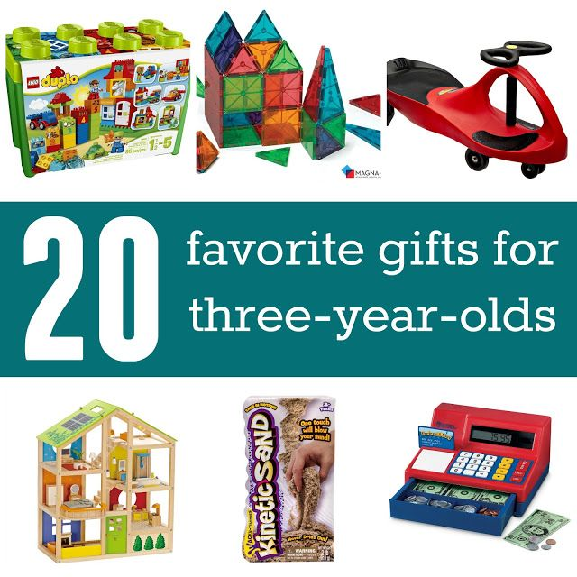 Favorite Gifts For 3 Year Olds Christmas Gifts For Three