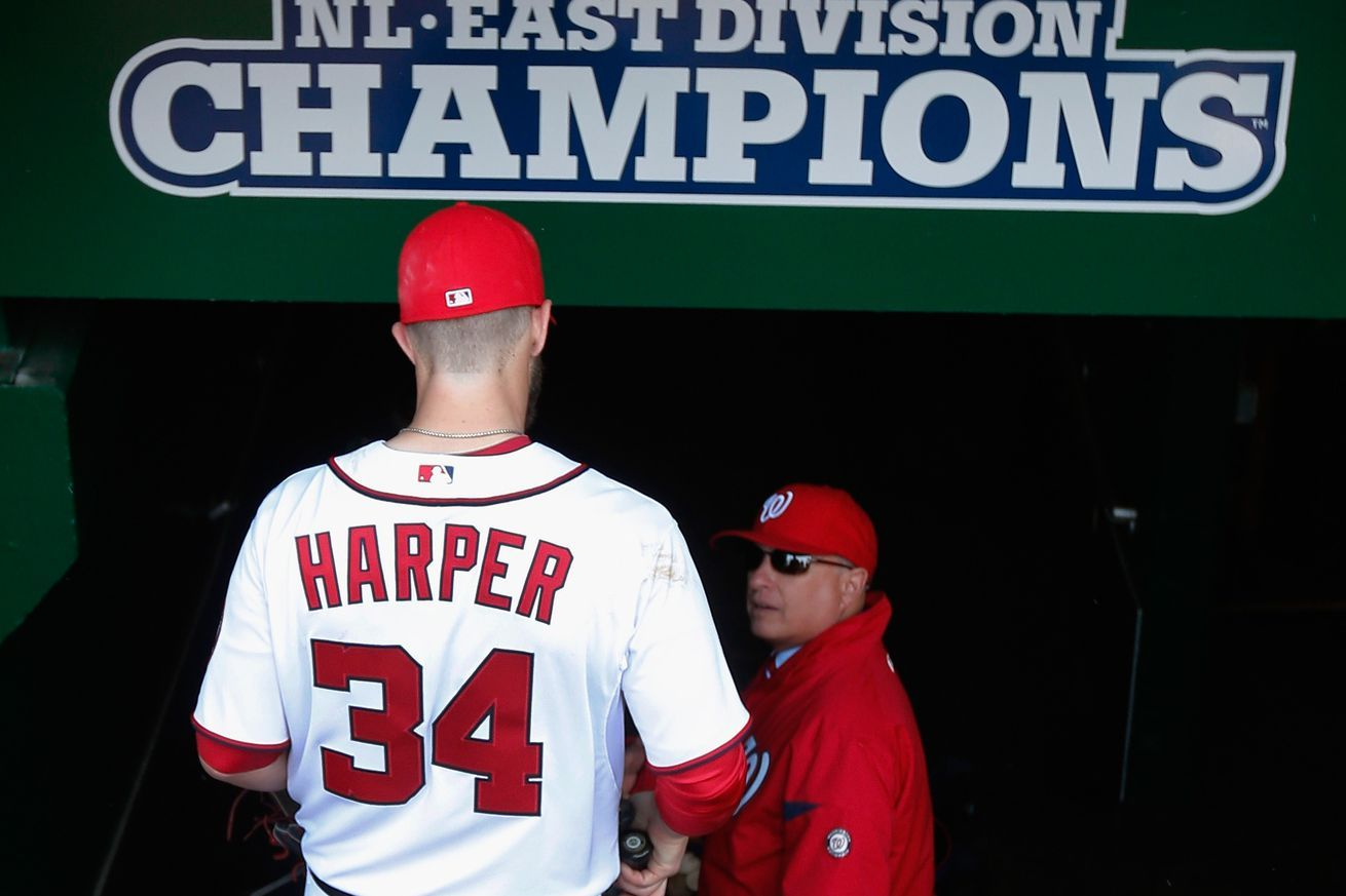 Nationals owner on Bryce Harper I think theyve decided to