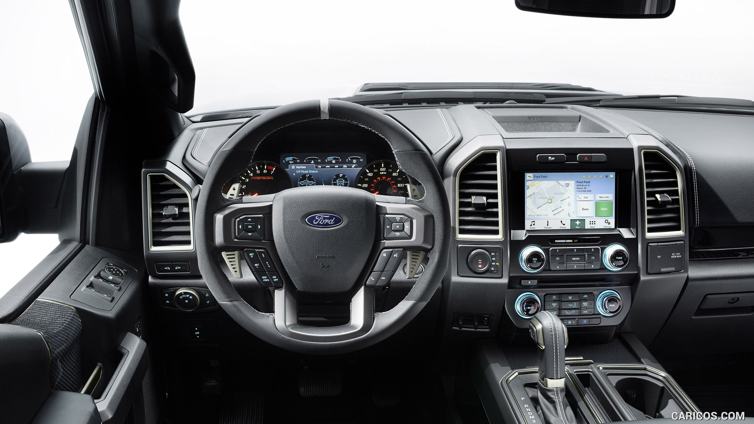 2017 Ford F 150 Interior >> 2017 Ford F 150 Raptor Wallpaper Ford Raptor Ford F150
