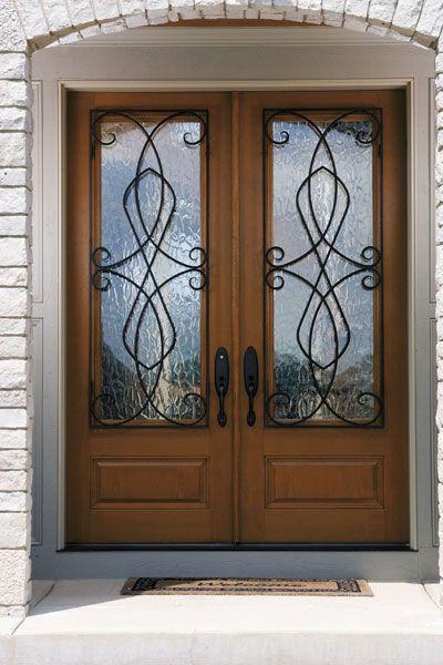 Photo Gallery Of Pella Windows And Doors From K C Company Wood Entry Doors Fiberglass Entry Doors Front Door Design