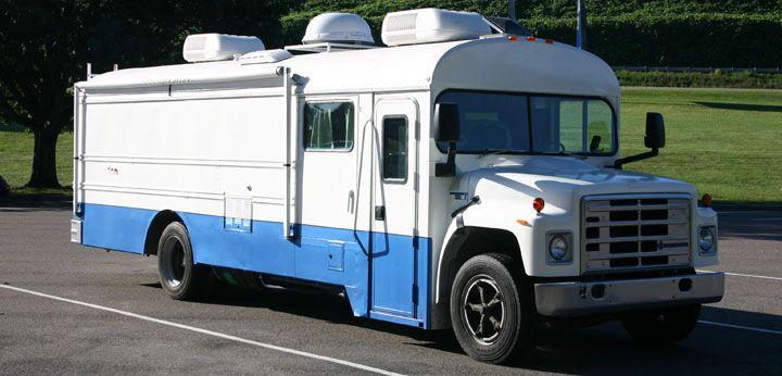 Project - BlueBird Bus RV Conversion - Pirate4x4 Com : 4x4