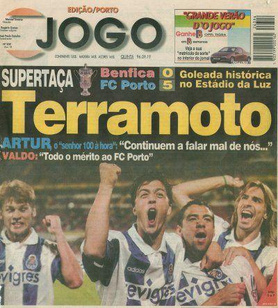 5 A Zero Futebol Clube Do Porto Futebol Cidade Invicta