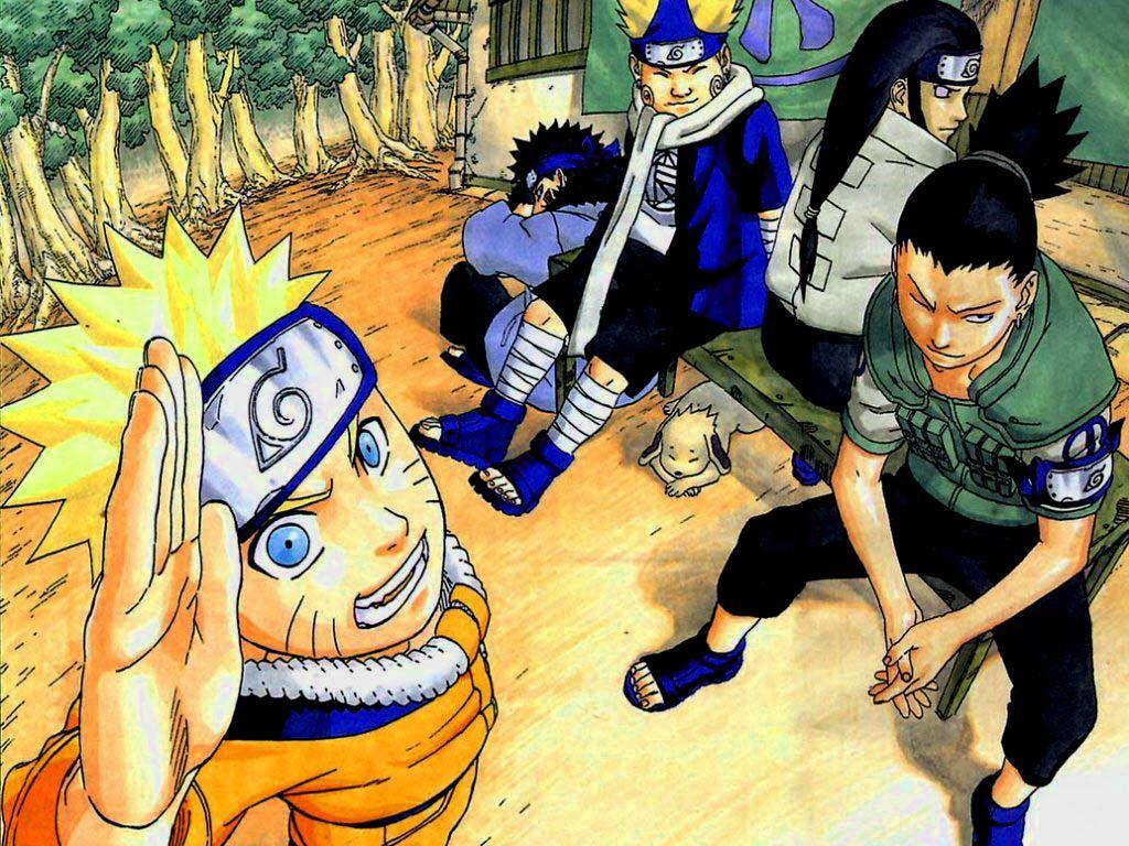 Naruto Computer Wallpapers
