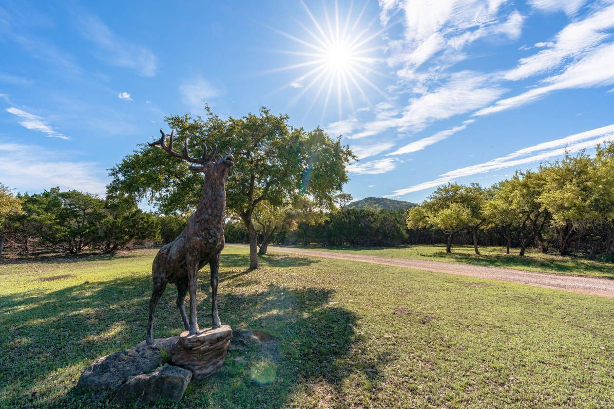 Equestrian Estate For Sale in Bandera County , Texas, This