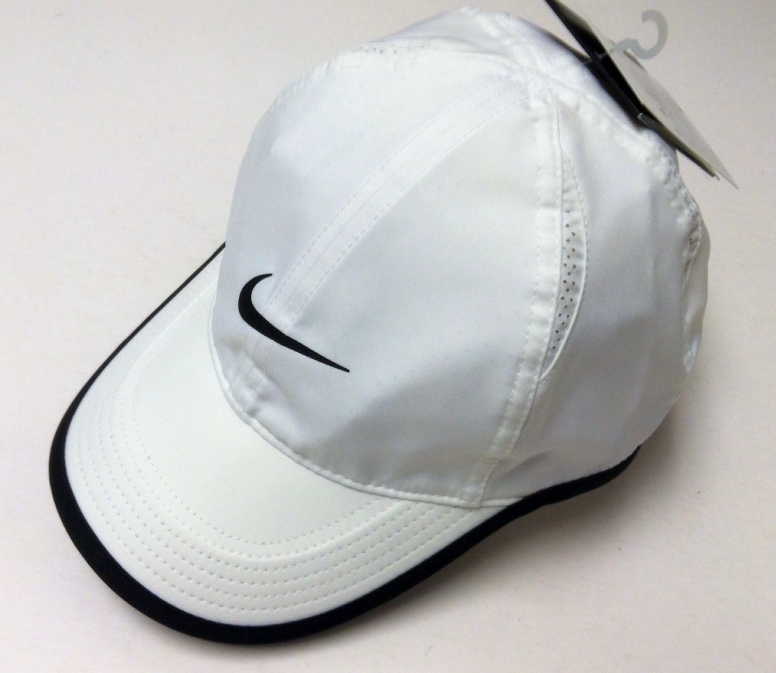 eb32ca2c8 Details about NWT NIKE Women's Dri-Fit Feather Light Running Tennis ...