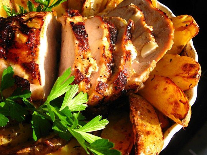Buscas una receta de cerdo fácil? Prueba mi receta de lomo de cerdo ...