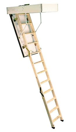 Escalier Escamotable Sogem Isofire Wood Derevo