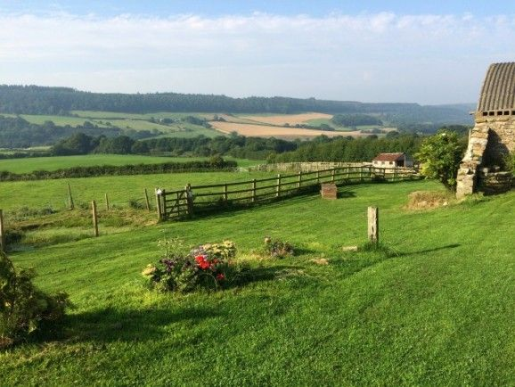 The Grainary Farm - a lovely place for a family farm stay in North Yorkshire. #Yorkshire #farmstay #familytravel