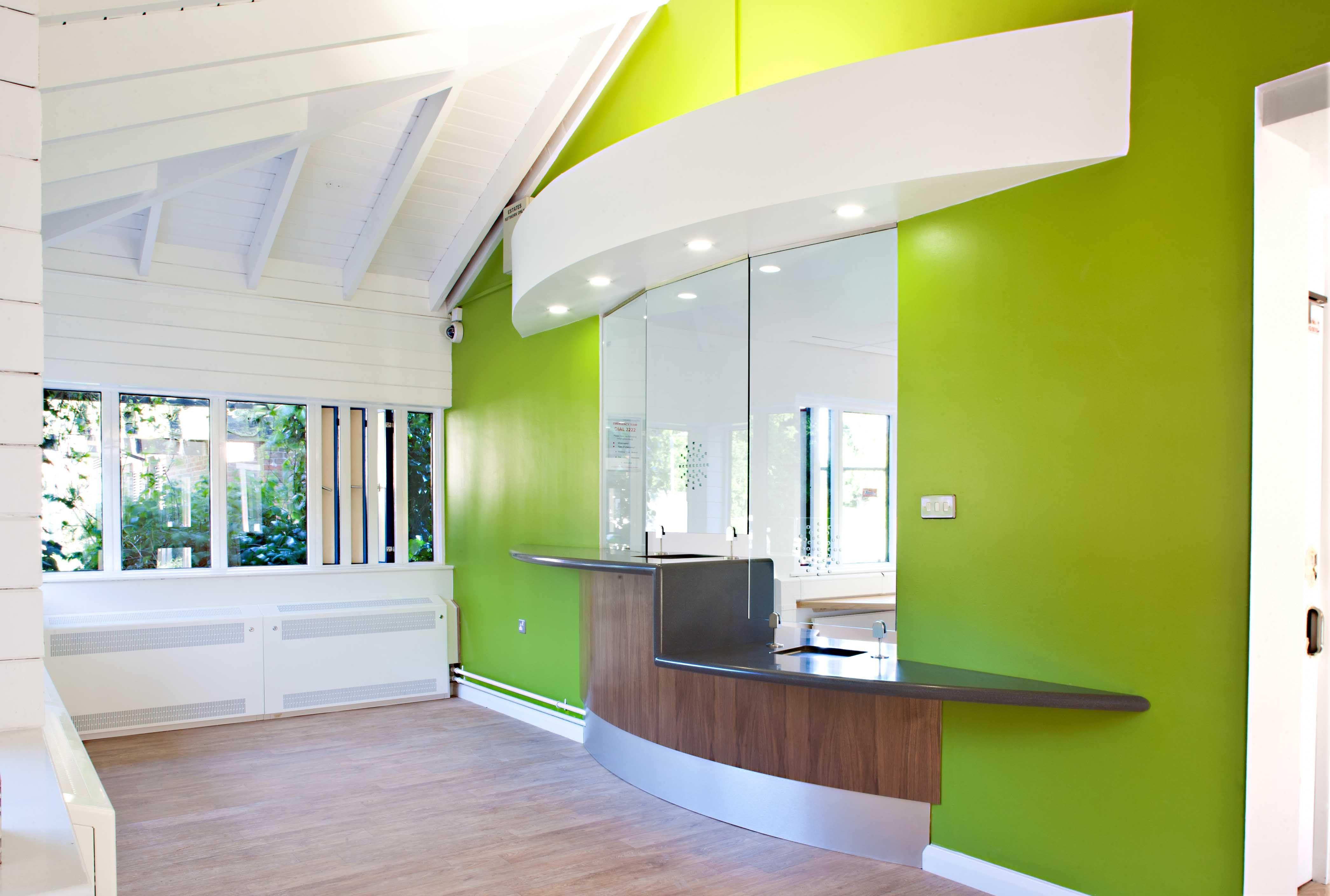 Lighting Basement Washroom Stairs: Image Result For Secure Reception Design