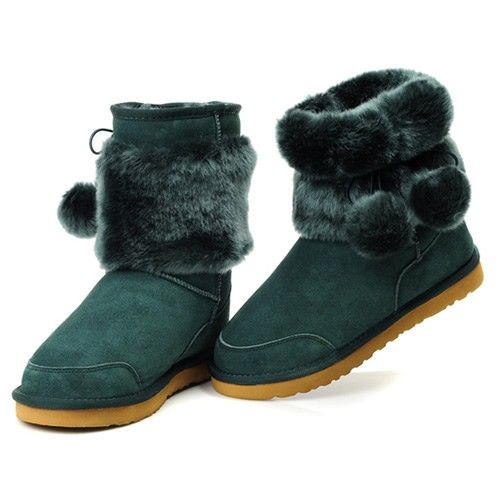 140c956b83d Dark green UGGS | Emeralds&greens | Green uggs, Boots, Uggs