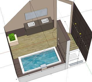 plan salle de bain zen mansarde pinteres. Black Bedroom Furniture Sets. Home Design Ideas