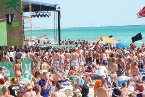 Boardwalk Beach Resort Panama City Spring Break