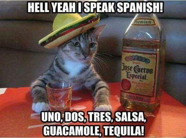 Spaanse les...