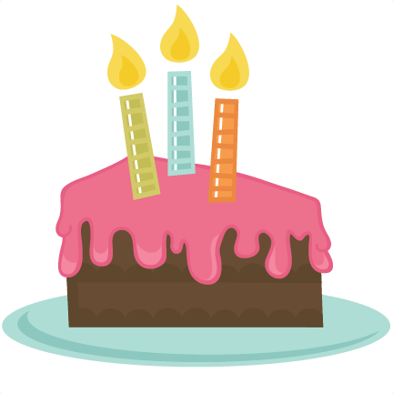 Slice Of Cake SVG file cake slice svg file birthday svg