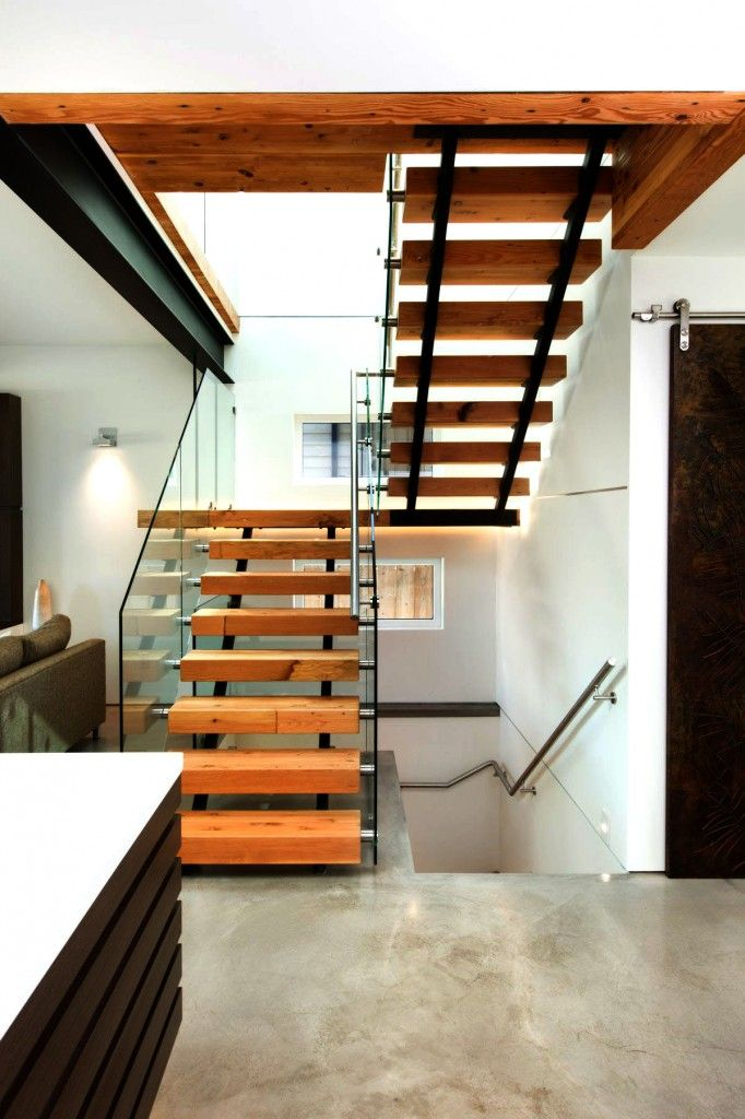 Contemporary 17modern Green Home Design For A Future Luxurious Residential Stairs Design Modern Stairs Design Staircase Design
