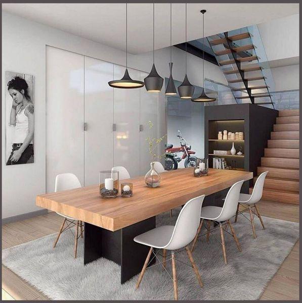 Idée salle à manger moderne, importée par cubik sur Kozikaza