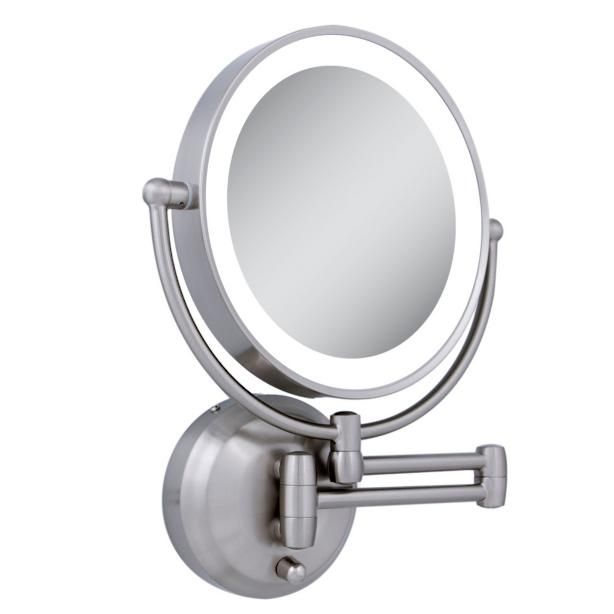 Next Generation Led Lighted Wall Mount Mirror Wall Mounted Lighted Makeup Mirror Wall Mounted Mirror Makeup Mirror With Lights