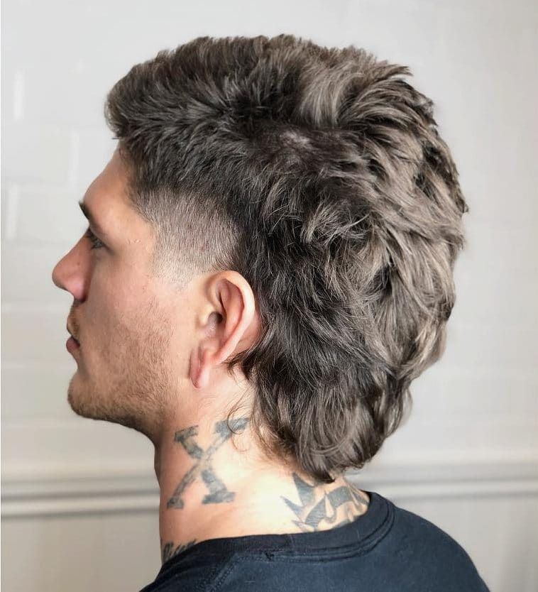Mullet Haircut 2019