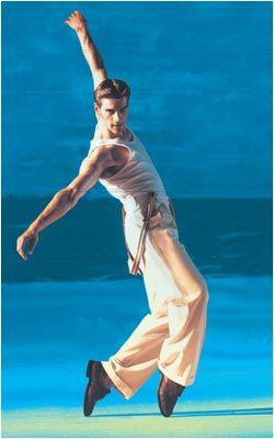 Adam Cooper Dancer