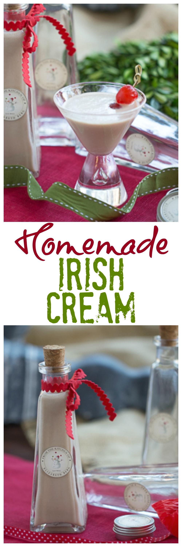 Homemade baileys irish cream recipe homemade baileys