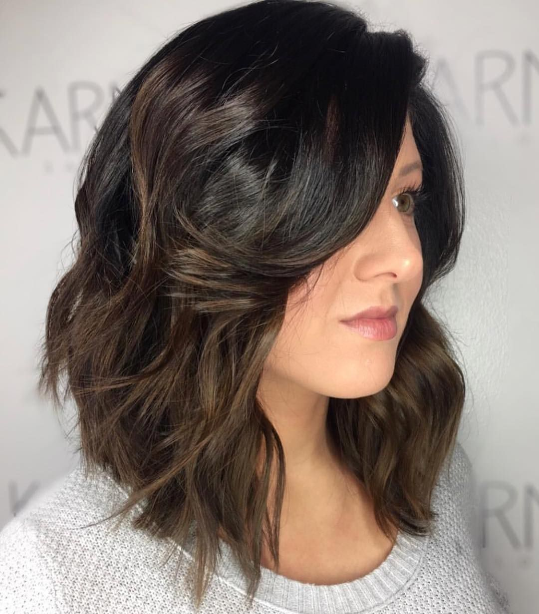Refreshed and ready for new years by stylist haley hill