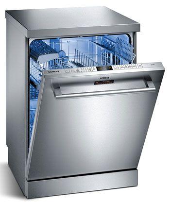 Siemens Zeolith dishwasher Geschirrspueler