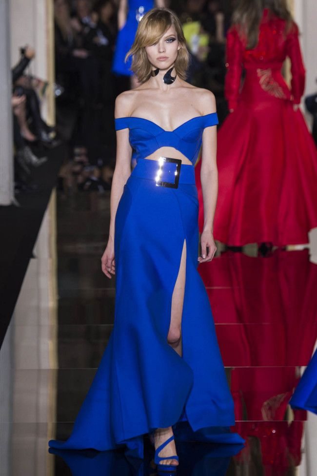 2e7d009a4a9 Atelier Versace haute couture spring 2015 | Fashion Shows ...