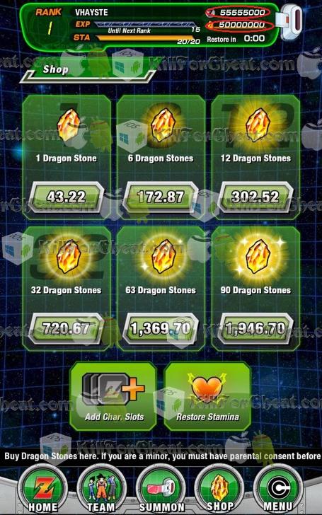 dokkan battle unlimited dragon stones apk 2019