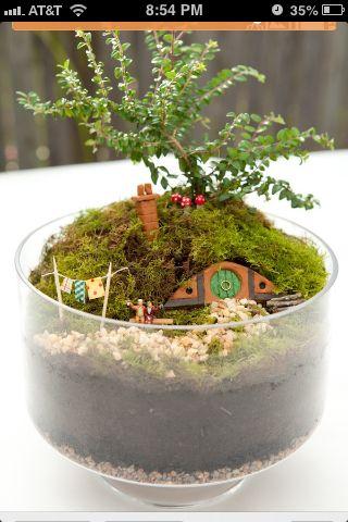 Make your own hobbiton house Amazing!!!!!!!!!