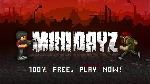 Mini Dayz Survival Game Is A Classic 2d Action Game You Have To