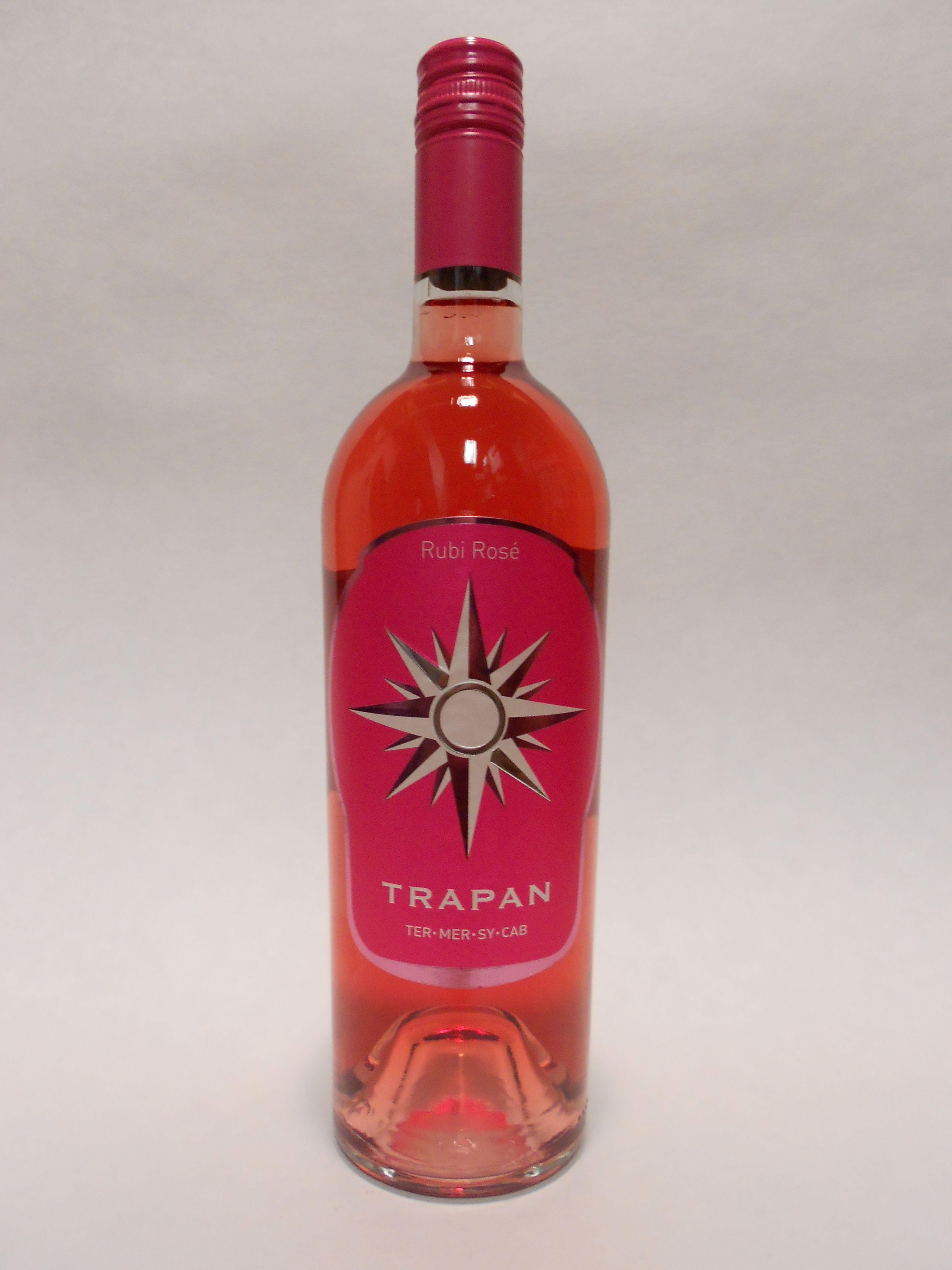 2013 Trapan Rubi Rose Sku 62099 Www Bassins Com Phone 202 338 1433 Vino Rosado Vinos