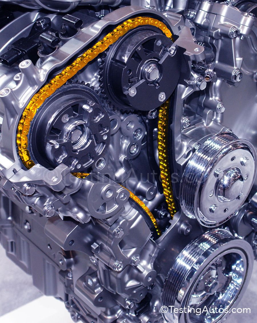 When Does The Timing Chain Need To Be Replaced Car Maintenance