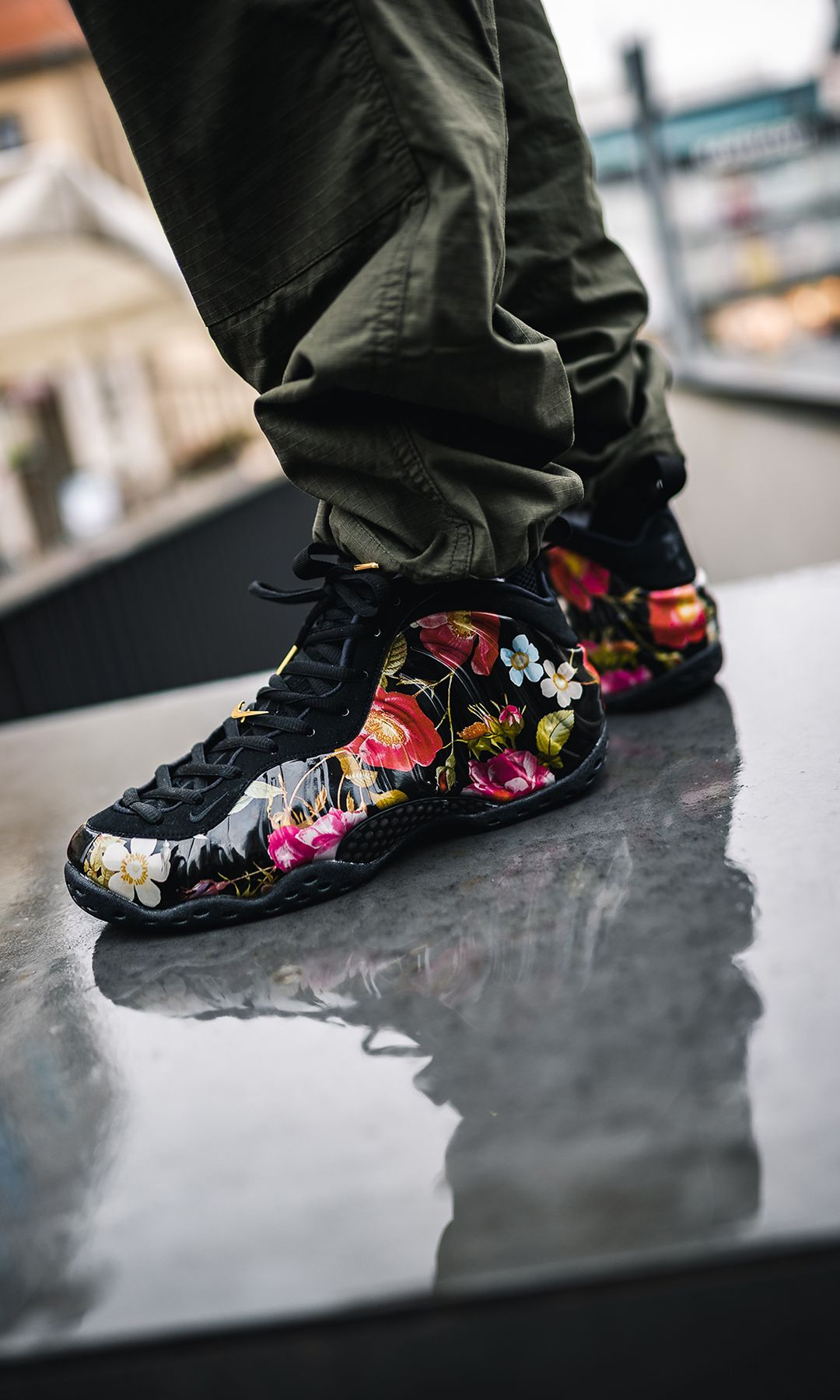 Nike Air Foamposite One »Floral