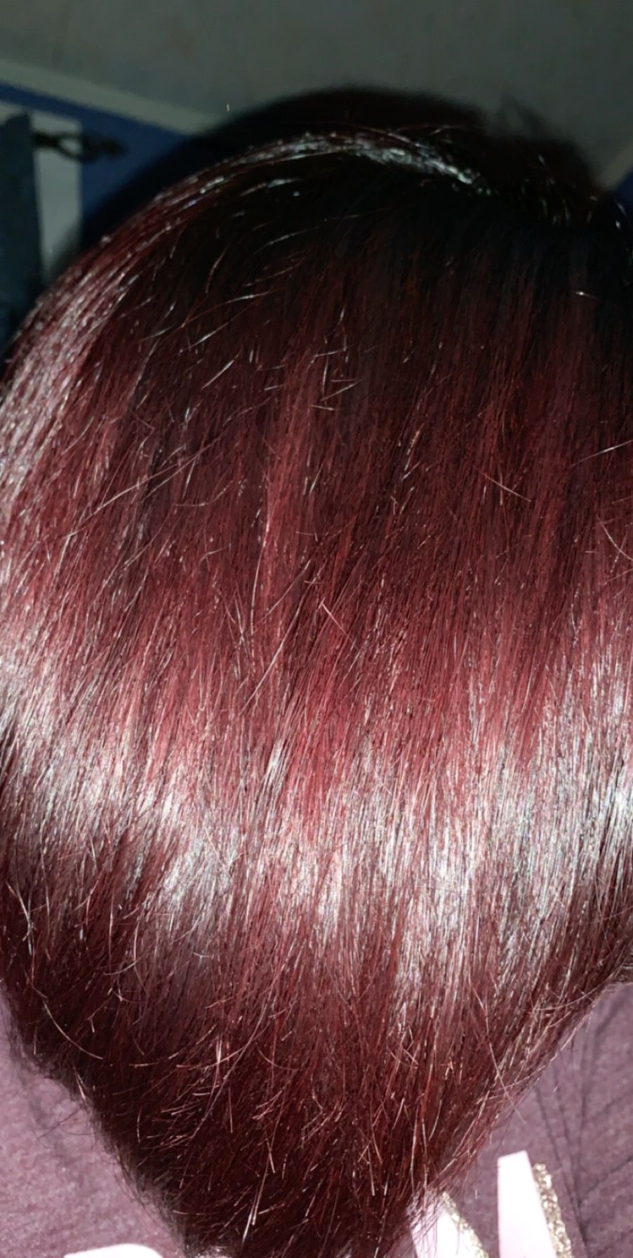 Ion Brilliance Semi Permanent Brights Garnet Semi Permanent Hair Color Permanent Hair Color Long Hair Styles