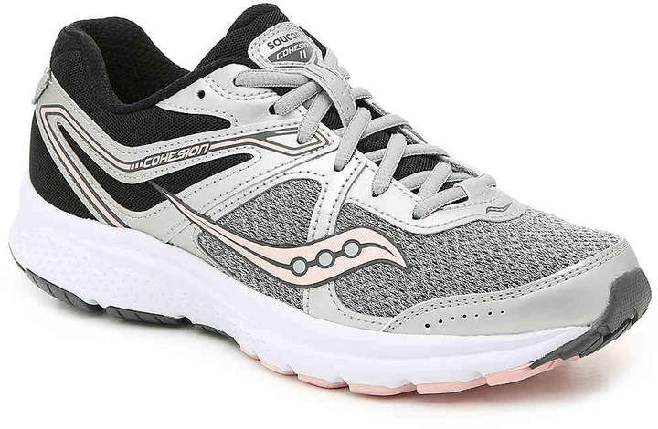Saucony Women's Cohesion 11 Running Sneakers from