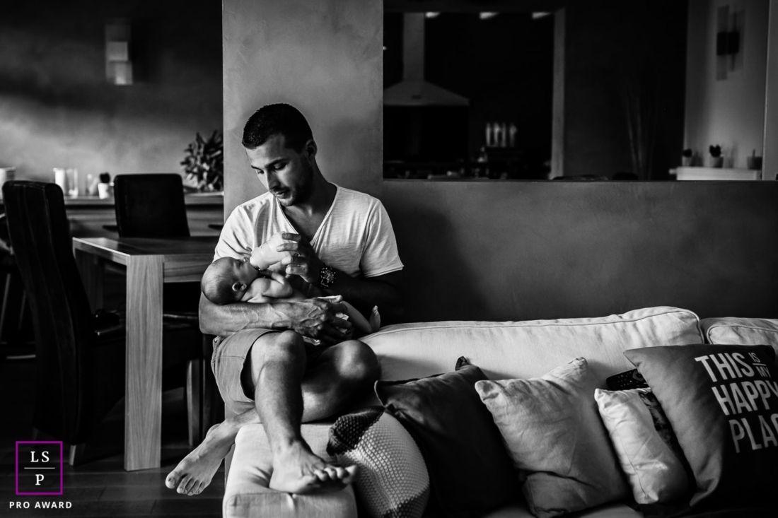 foto de Reportage nouveau né à la maison. Séance photo à domicile ...