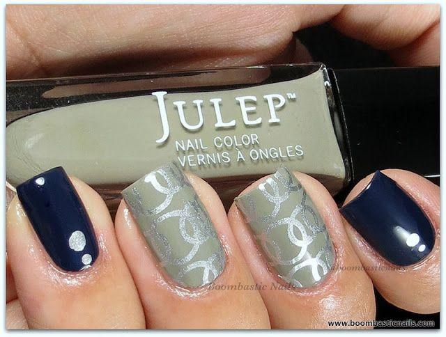 Julep Lisa, Michelle & Cheeky Jumbo Plate 5 - Musical Nails | Nails ...