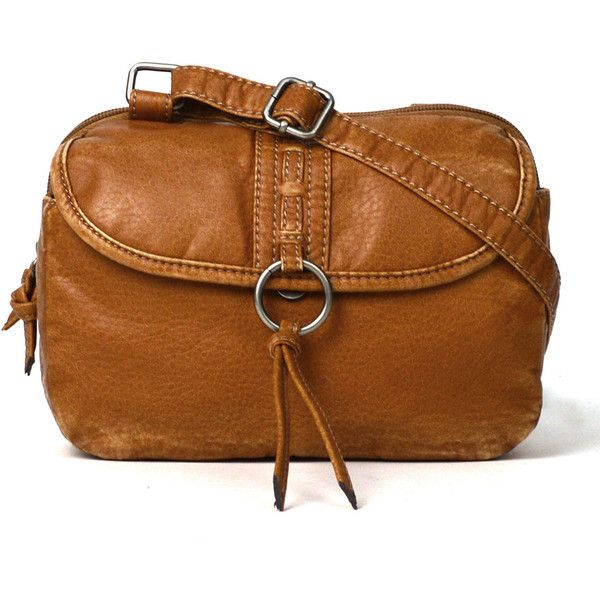 70a7acb22949 Arizona Tara Crossbody Bag ( 45) ❤ liked on Polyvore featuring bags ...