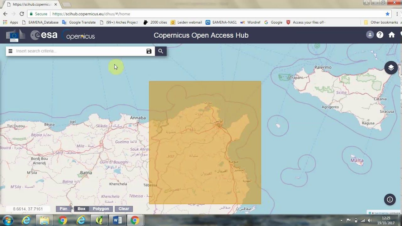 5How to download Sentinel 2 imagery from