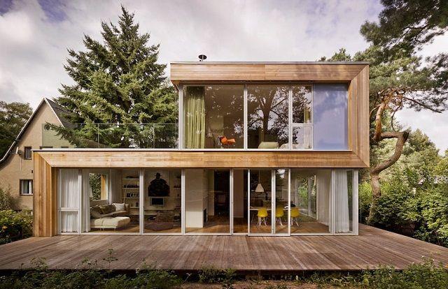house jacobs von susanne kaiser architektur und design - Moderne Haus Architektur