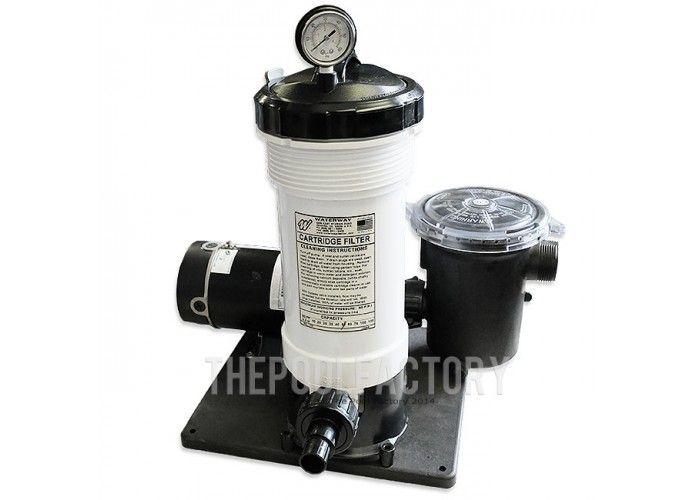 Waterway Twm 50 Cartridge Filter System 1 Hp Pump