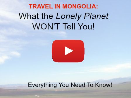 Mongolia Travel Advice. My independent guide for travelers visiting Mongolia.  Ulan Bator, Gobi Desert, Altai Mountains, mongols and their magnificent country