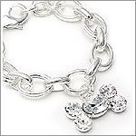 Bling jewerly for the furry kiddos :)