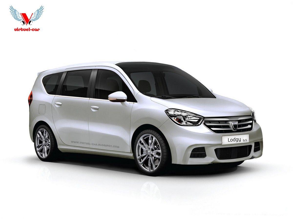 Dacia Lodgy Et Maintenant La Version Sport Cars