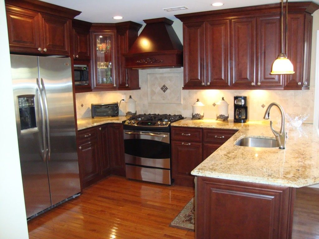 Best Of Kitchen Colors with Light Brown Cabinets