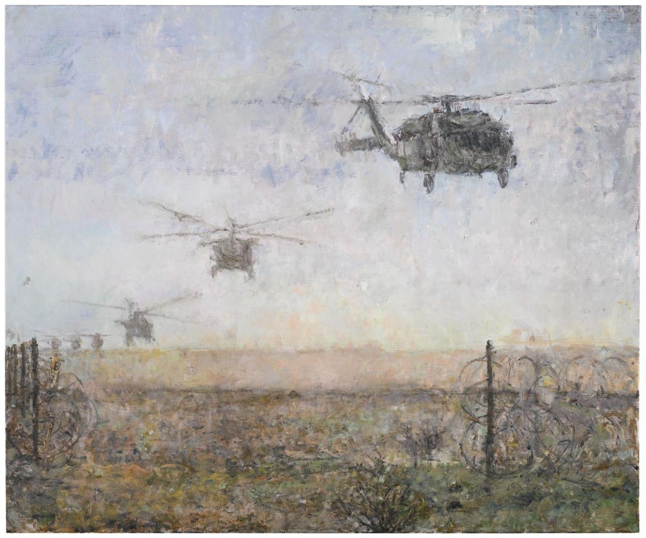"thunderstruck9: ""Sabine Moritz (German, b. 1969), Aurora I, 2006. Oil on canvas, 100 x 120 cm. """